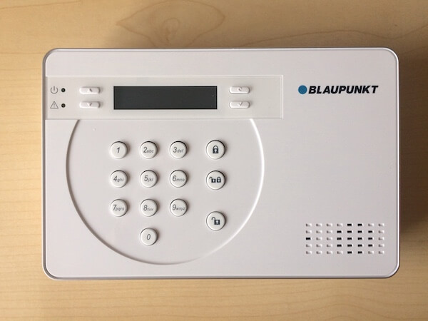 Test: Blaupunkt SA 2900-R Funk-Alarmanlage